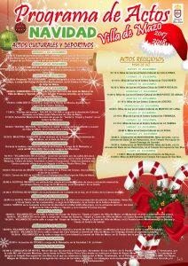Programa de Navidad y Reyes 2017-2018